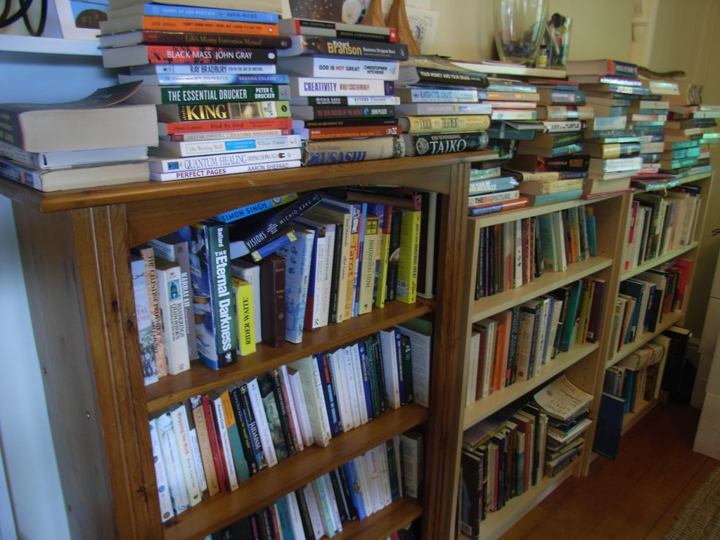 Photo of Entrepreneurs Bookshelf–Small Biz Books to Add to Your Library