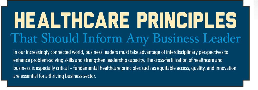 Photo of What Businesses Can Learn from the Healthcare Industry [INFOGRAPHIC]