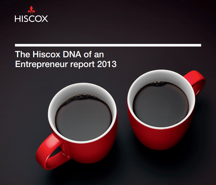 Photo of Findings from the 5th Annual Hiscox DNA of An Entrepreneur Study [INFOGRAPHIC]