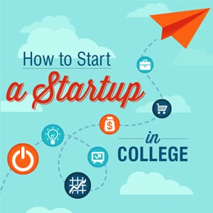 Photo of How to Start A Startup in College [INFOGRAPHIC]