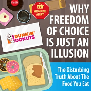 Photo of The Shocking Truth about the Food Industry [INFOGRAPHIC]