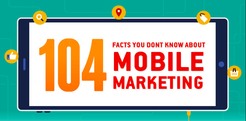 Photo of 104 Facts You Don't Know About Mobile Marketing