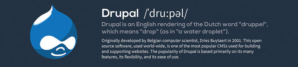 Photo of The Current State of Drupal [INFOGRAPHIC]