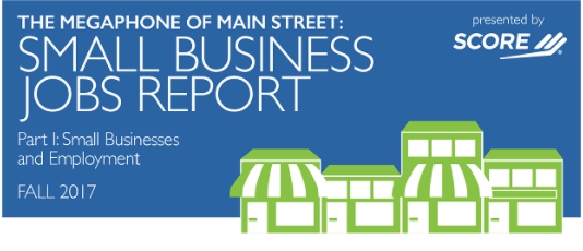 Photo of The Megaphone of Main Street Small Jobs Report: Small Businesses and Employment [INFOGRAPHIC]