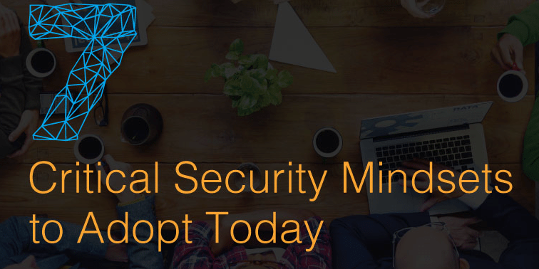Photo of Security Mindsets to Adopt Today [INFOGRAPHIC]
