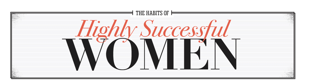 Photo of Habits of Highly Successful Women [INFOGRAPHIC]