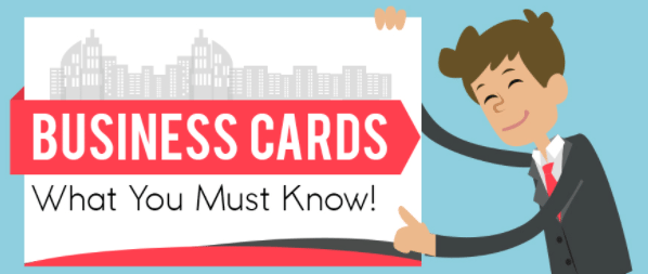 Photo of Business Cards: What You Need to Know – Infographic