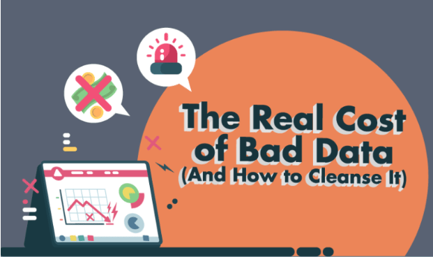Photo of The Real Cost of Bad Data (And How to Cleanse It)- [Infographic]