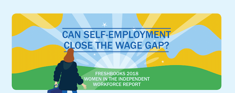 Photo of The Wage Gap Between Self-employed Men and Women is What?! [Infographic]