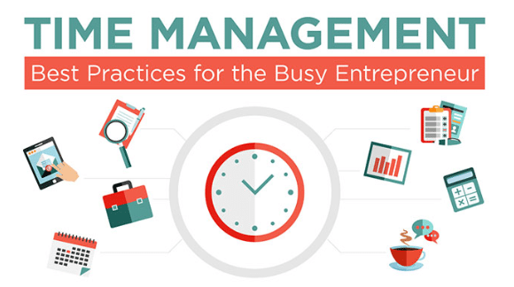 Photo of Time Management Best Practices for the Busy Entrepreneur [Infographic]