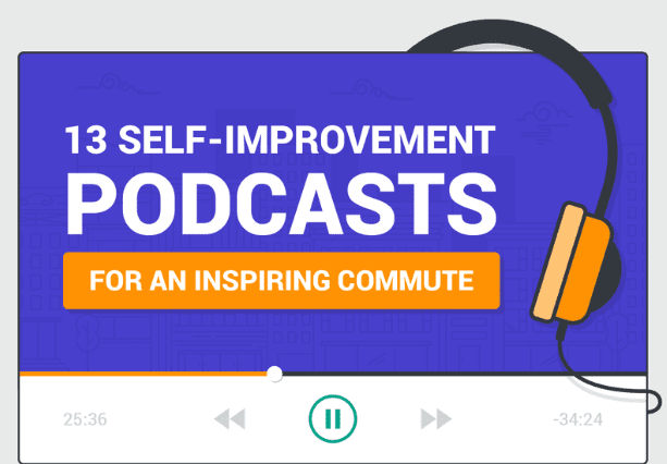 Photo of Learn Successful Tips During Your Commute Through Podcasts- {Infographic}