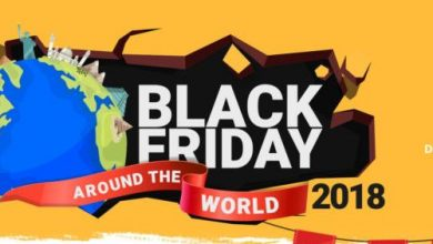 Photo of Black Friday Around the World- [Infographic]