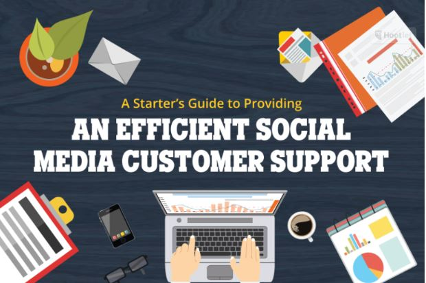 Photo of A Starter's Guide to Providing an Efficient Social Media Customer Support-[Infographic]