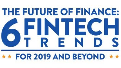 Photo of The Future of Finance: 6 Fintech Trends for 2019 and Beyond- [Infographic]