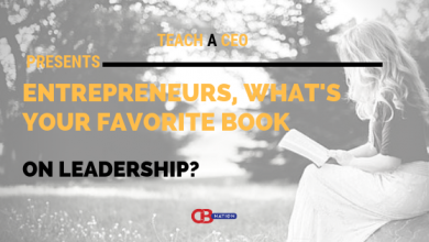 Photo of 17 Entrepreneurs Reveal Their Favorite Book on Leadership