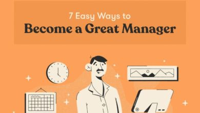 Photo of How to Be a Good Manager – [Infographic]