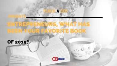 Photo of 21 Entrepreneurs List Their Favorite Business Books of 2019