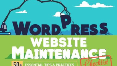 Photo of WordPress Website Maintenance Checklist- [Infographic]