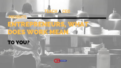 Photo of 22 Entrepreneurs Explain What Work Means to Them