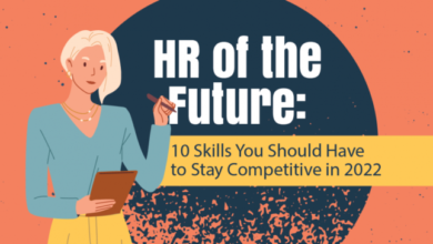 Photo of HR of the Future: 10 Skills You Should Have to Stay Competitive in 2022 – [Infographic]