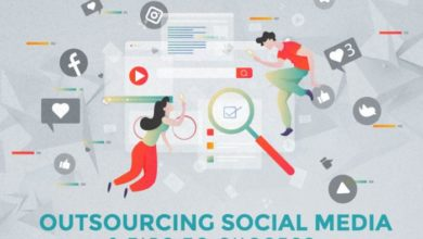 Photo of Outsourcing Social Media – 6 Tips to Success – [Infographic]