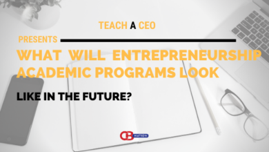 Photo of 14 Entrepreneurs Discuss How Entrepreneurship Academic Programs Will Look Like in the Future