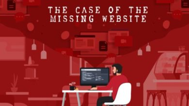 Photo of The Case of the Missing Website – [Infographic]